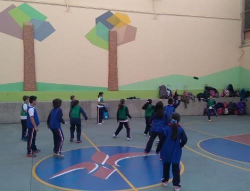 Frisbee: divertido y no sin dificultad