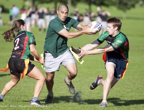 Rugby: fuerza, velocidad, táctica y caballerosidad por partes iguales