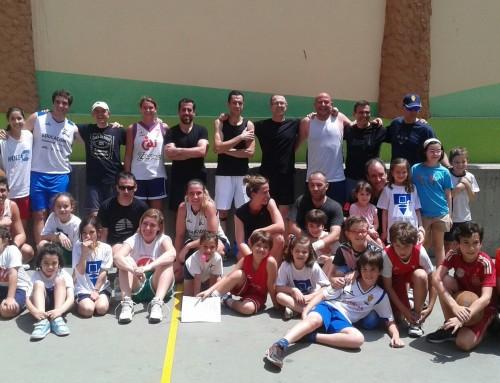 """Torneo de baloncesto, XII Memorial """"D. Memorial """"D. Luis M. García Urrea"""""""