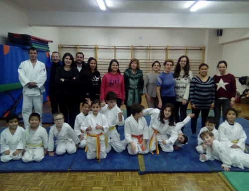 2º Día de Judo con Padres