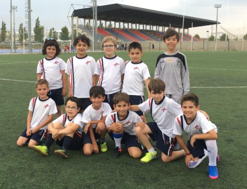 Debut de la Escuela de Fútbol del colegio