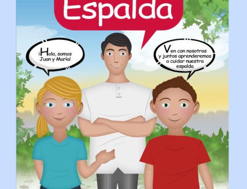CAMPAÑA PREVENCIÓN DE LOS DOLORES DE ESPALDA EN LOS ESCOLARES