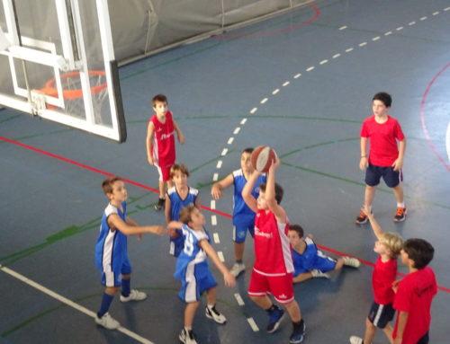 Nuestros equipos de baloncesto ya han comenzado los Juegos Escolares