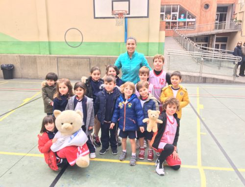 Debut de nuestra Escuela de Baloncesto en competición oficial