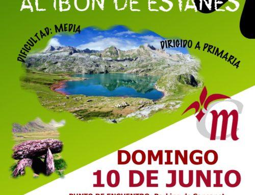 Excursión desde Candanchú al Ibon de Estanés