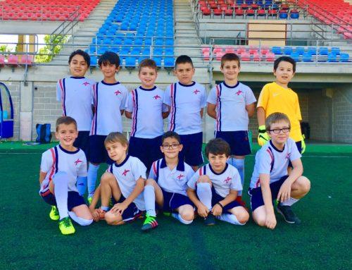 Fin de temporada de la Escuela de fútbol