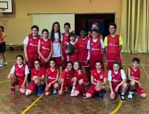 Espectacular participación de nuestros Gladiadores en la Peque Copa Colegial