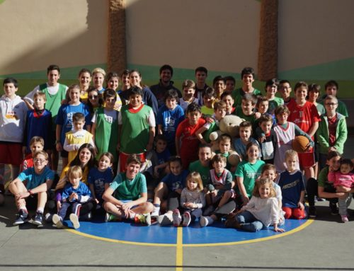 Éxito del All Star Montessori de baloncesto